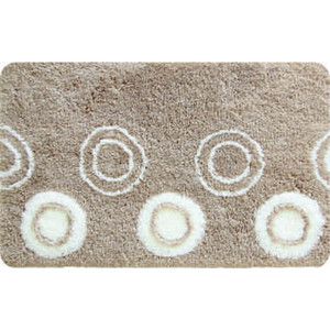 Коврик для ванной IDDIS Chequers 50x80 см (430A580I12) коврик для ванной iddis fatty lines 50x80 см 510m580i12