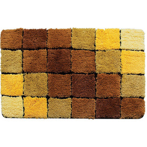 Коврик для ванной IDDIS Tender scotch brown 70х120 см (501M712i12) коврик для ванной iddis grass 70х120 см mid245m