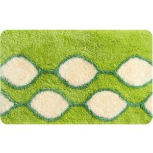 Коврик для ванной IDDIS Curved Lines 50x80 см (402A580I12) iddis curved lines green 402a580i12