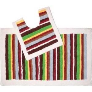 Набор ковриков для ванной IDDIS Pallete 70x120 и 50x50 см (440C512i13) набор ковриков для ванной iddis beige landscape 242m590i13