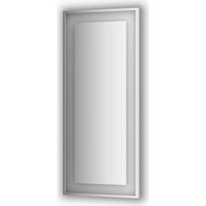 Зеркало в багетной раме поворотное Evoform Ledside со светильником 30,5 W 60x140 см (BY 2215) цена