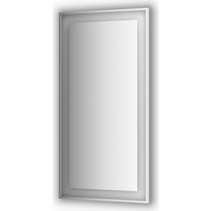 Зеркало в багетной раме поворотное Evoform Ledside со светильником 38 W 80x160 см (BY 2216) цены онлайн