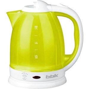 Купить чайник электрический BBK EK1755P б/лайм (660178) в Москве, в Спб и в России