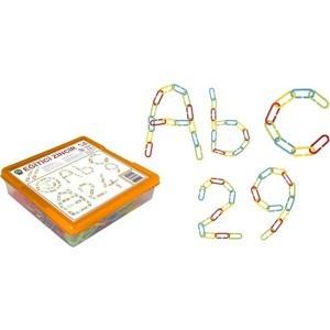 Конструктор Pilsan Educational Chain 256 деталей (03-268)