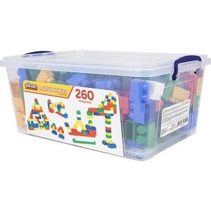 Конструктор Pilsan Master Blocks (260 дет.) (03-454) конструктор guidecraft io blocks minis 425 дет g9612