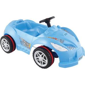 Педальная машина Pilsan Speedy Синий (07-312)