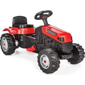 Педальная машина Pilsan Tractor цвет красный (07-314) педальна машина pilsan speedy синий 07 312