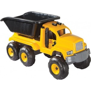 Самосвал Pilsan Big Foot Truck (06-601) kingtoy detachable remote control big digger size kingtoy fun 1 28 multifuncional rc farm trailer tractor truck free shipping