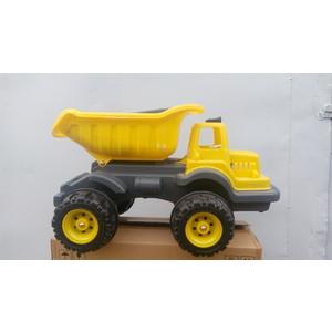 Самосвал Pilsan Rock Dump цвет желтый (06-607) цена