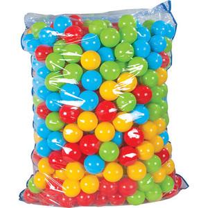 шары для сухого бассейна pilsan в пакете сумке Pilsan Шары в сухой бассейн (7 см) 500 шт в пакете (06-182)