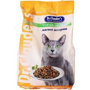 Купить сухой корм Dr.Clauder's мясное ассорти с курицей, свининой и кроликом для кошек 15кг (660470) в Москве, в Спб и в России
