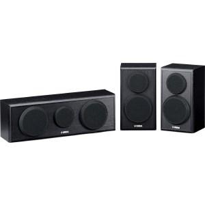 Комплект акустики Yamaha NS-P150 3.0 black домашний кинотеатр yamaha ns f140 ns p150