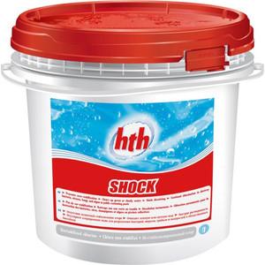 Быстрорастворимый хлор HTH 30742 в порошке уничтожения грибков, вирусов и 5 кг