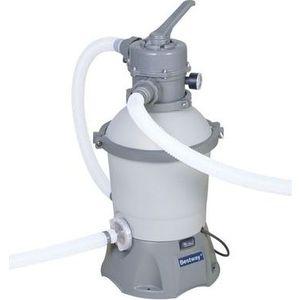 фильтр-насос Bestway 58397 Песочный 2006 л/ч, резервуар для песка 8,5 кг рюкзак bestway 68033 65 л flexair