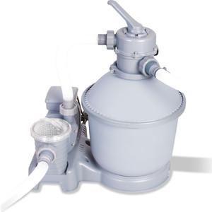 фильтр-насос Bestway 58400 Песочный 3785 л/ч , резервуар для песка 18 кг рюкзак bestway 68033 65 л flexair