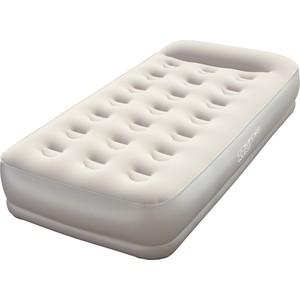Надувная кровать Bestway 67455 Restaira Premium Airbed(single) 191х97х38 см со встроенным насосом надувная кровать bestway 67600 bw cornerstone airbed 203х152х43 см встроенный электронасос уп 2