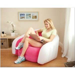 Надувное кресло Intex 68571 флокирован. 97х76х69см