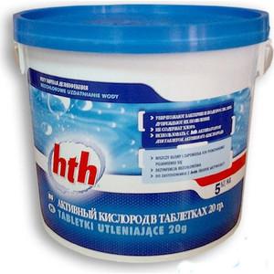 Активный кислород HTH D801130H2 в таблетках по 20гр. 5кг
