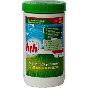 Порошок HTH S800812H2 рН минус, 2кг