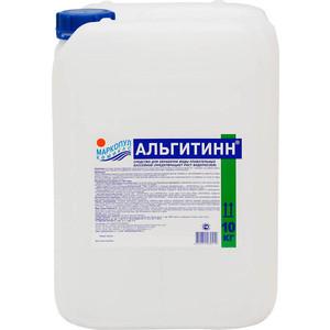 Альгитинн Маркопул Кэмиклс М05 (10л, жидкость для борьбы с водорослями) жидкость для борьбы с водорослями маркопул кэмиклс альгитинн 3л м06
