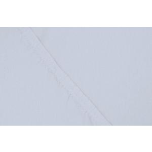 Простыня Ecotex Поплин-Комфорт на резинке 160x200x20 см (ПРП16 голубой)