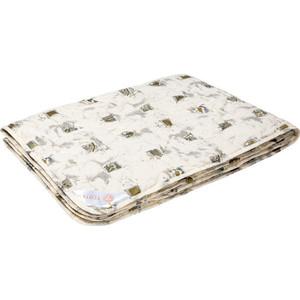 Полутороспальное одеяло Ecotex Золотое Руно 140х205 (ОЗР1) ecotex золотое руно 200х220 озре