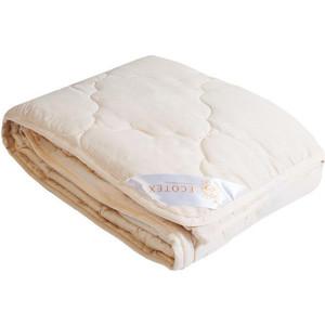 Полутороспальное одеяло Ecotex Золотое Руно облегченное 140х205 (ООЗР1) ecotex золотое руно 200х220 озре