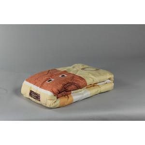 Полутороспальное одеяло Ecotex Овечка облегченное 140х205 (ООЧШ1)
