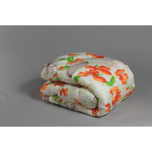 где купить Двуспальное одеяло Ecotex Файбер 172х205 (ОФТ2) по лучшей цене