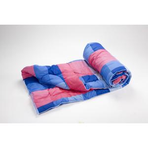 Полутороспальное одеяло Ecotex Файбер облегченное 140х205 (ОФО1) двуспальное одеяло ecotex файбер комфорт облегченное 172х205 оофк2
