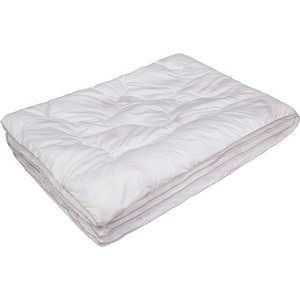 Полутороспальное одеяло Ecotex Лебяжий пух-Комфорт 140х205 (ОЛСК1) двуспальное одеяло ecotex лебяжий пух комфорт 172х205 олск2