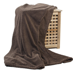 Плед Ecotex Elegance 150х200 коричневый (ПЭКО150) плед tamerlan плед payton 150х200 см