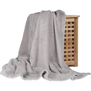 Плед Ecotex Elegance 150х200 серый (ПЭС150) плед hongda textile плед вензель цвет вишнёвый 150х200 см