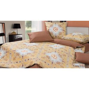 Комплект постельного белья Ecotex Евро, сатин, Александрия (КГЕАлександрия) комплект постельного белья ecotex 2 х сп сатин коломбо кгмколомбо