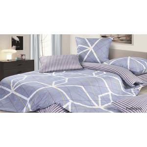 Комплект постельного белья Ecotex 1,5 сп, сатин, Умберто (КГ1Умберто) комплект постельного белья ecotex 2 х сп сатин корнелия кгмкорнелия