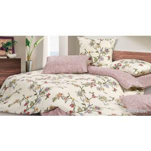 Комплект постельного белья Ecotex 1,5 сп, сатин, Флоренция (КГ1Флоренция) комплект постельного белья ecotex 2 х сп поплин портленд кпмпортленд