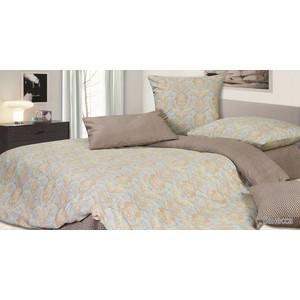 Комплект постельного белья Ecotex Евро, сатин, Ванесса (КГЕВанесса) комплект постельного белья ecotex 2 х сп сатин сюссан кгмсюссан