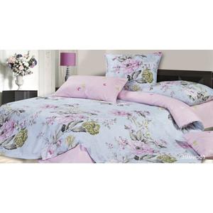 где купить Комплект постельного белья Ecotex Евро, сатин, Эммироз (КГЕЭммироз) по лучшей цене