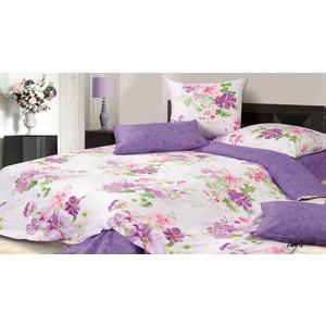 Комплект постельного белья Ecotex 1,5 сп, сатин, Дафни (КГ1Дафни) комплект постельного белья ecotex 2 х сп сатин корнелия кгмкорнелия