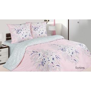 Комплект постельного белья Ecotex 1,5 сп, поплин, Булонь (КП1Булонь) комплект постельного белья ecotex 2 х сп сатин сюссан кгмсюссан