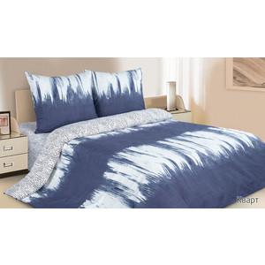 Комплект постельного белья Ecotex 1,5 сп, поплин, Кварт (КП1Кварт)