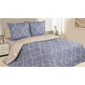 Комплект постельного белья Ecotex 1,5 сп, поплин, Портленд (КП1Портленд)