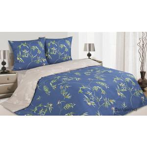Комплект постельного белья Ecotex 1,5 сп, поплин, Филомена (КП1Филомена)