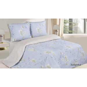 Комплект постельного белья Ecotex 1,5 сп, поплин, Хенрика (КП1Хенрика)