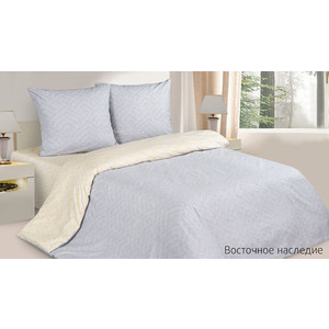 Комплект постельного белья Ecotex 2-х сп, поплин, Восточное наследие (КПМВосточное наследие)