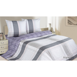 Комплект постельного белья Ecotex 2-х сп, Мариус (КПРМариус) комплект постельного белья ecotex 2 х сп сатин кардинал кгмкардинал