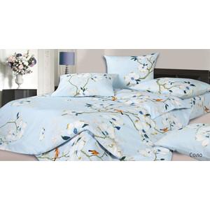 Комплект постельного белья Ecotex 2-х сп, сатин, Соло (КГМСоло) комплект постельного белья ecotex 2 х сп поплин портленд кпмпортленд
