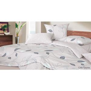 Комплект постельного белья Ecotex 1,5 сп, сатин, Сен-Тропе (КГ1Сен-Тропе) комплект постельного белья ecotex 2 х сп сатин коломбо кгмколомбо