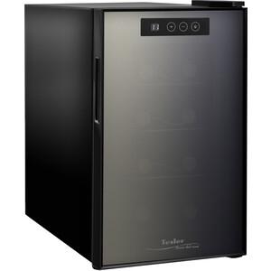 Винный шкаф Tesler WCV-080 tesler wch 080 black винный шкаф
