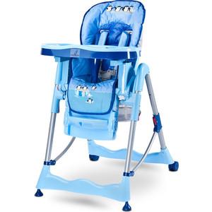 Стульчик для кормления Caretero Magnus Fun Blue (голубой)